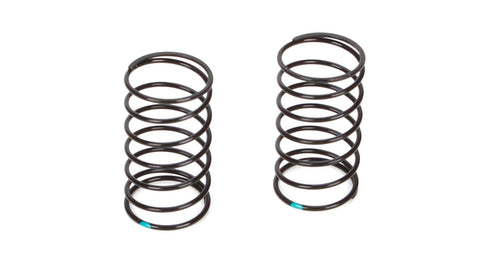 Rear Shock Spring Set, Soft: 1/14 KEM, KAL, MDT, MR