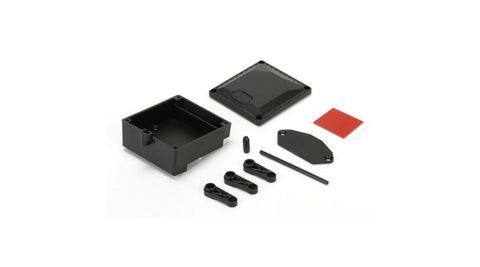 Vaterra Receiver Box and ESC Tray: ASN  (VTR231037)