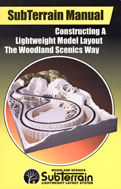 Woodland Scenics SubTerrain How-To-Book (WOOST1402)