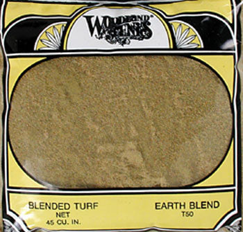 Woodland Scenics TURF FINE BLENDED EARTH 30 (WOOT50)