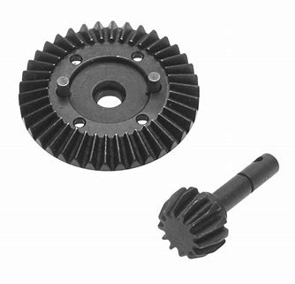 Heavy Duty Bevel Gear Set 38T/13T (Z-G0071)