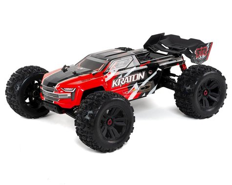 Arrma 1/8 Kraton 6S 4WD BLX Speed Monster Truck RTR (ARA106040T1)