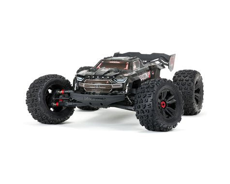 Arrma Kraton 1/5 EXB EXtreme Bash Roller Speed 4WD Monster Truck (Black)  (ARA5208)