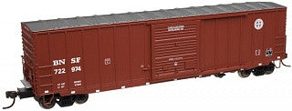 Atlas 50' Precision Design Box Cars - Rib-Side Version - BNSF (ATL50001293)