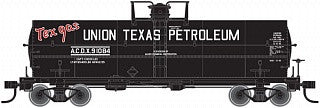 Atlas 11,000 Gallon Tank Car w/o Platform - Union Texas Petroleum (ATL50001585)