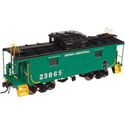 Atlas N NE-6 Caboose, PC #19802 (ATL50002514)