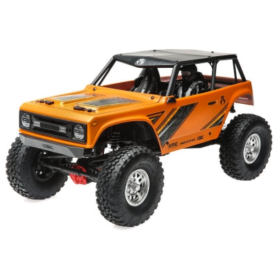 Axial 1/10 Wraith 1.9 Electric 4WD RTR Orange  (AXI90074T1)