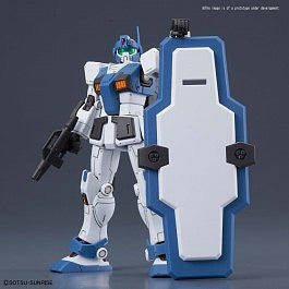 Bandai 1/144 HG Universal Century Series- GM Guard Custom Gundam MSV-R The Origin  (BAN230355)