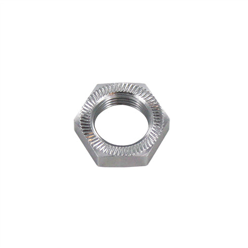 RedCat Racing Aluminum 17mm Wheel Nut (1pc)(Silver)  (RDCBS936-002)