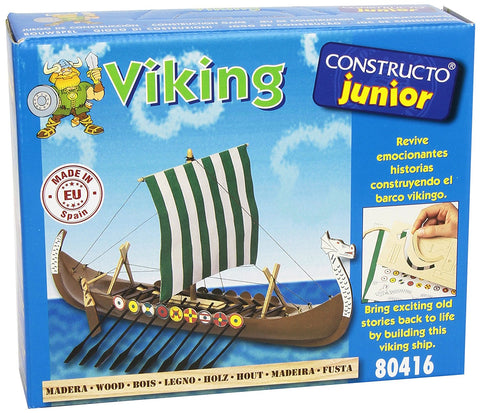 Toyland Viking Ship (CNS80416)