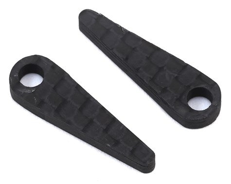 Exotek Carbon LiPo Battery Hold Tabs (2) (EXO1844)