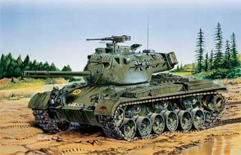 Italeri 1-35 M47 PATTON  (ITA6447)