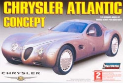 Lindberg 1/25 Chrysler Atlantic (LND72712)