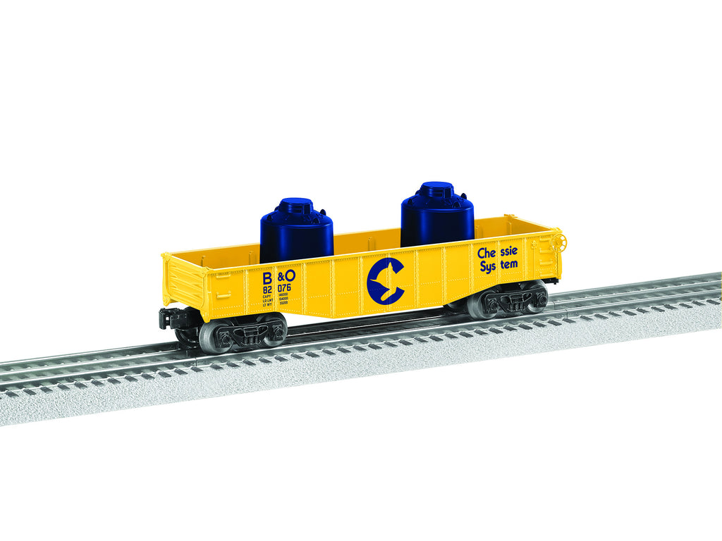 Lionel Chessie Gondola with Containers (LNL682076)