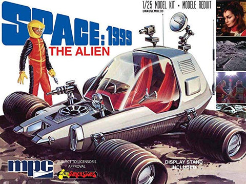 MPC  1/25 Space 1999: The Alien (Moon Rover)  (MPC795)