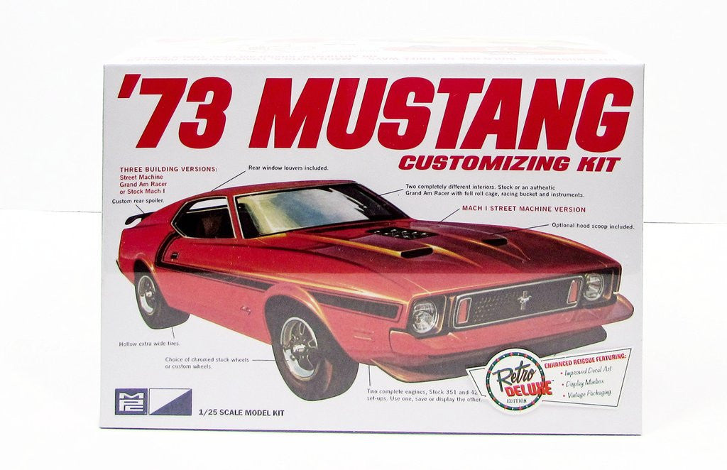 MPC 1/25 1973 Ford Mustang (MPC846)