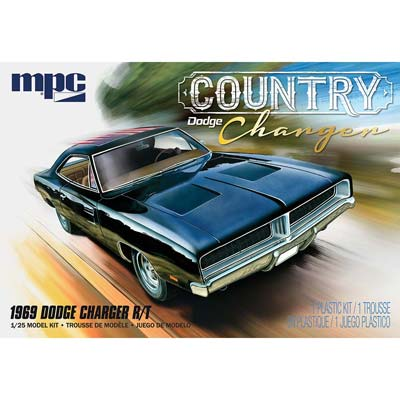 MPC 1/25 '69 Dodge Country Charger RT  (MPC878/12)