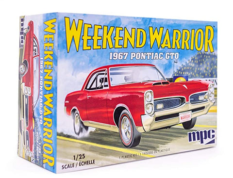 MPC 1967 Pontiac GTO Weekend Warrior  (MPC918)