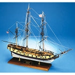 Model Shipways RATTLESNAKE US PRIVATEER 1:64 SCALE  (MS2028)