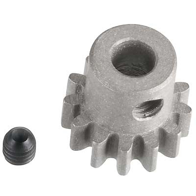 Novak Steel Pinion Gear 5mm Mod1 Shaft 11T (NOVC5100)