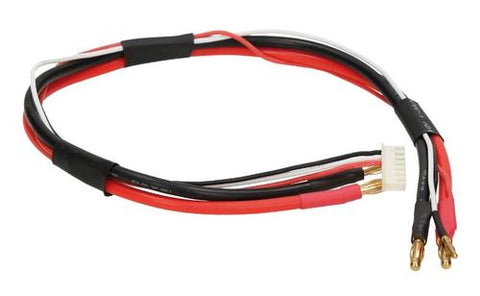 Orion 5mm 2S Pro Balance Charge Lead (45cm, 12AWG/20AWG) (ORI40058)
