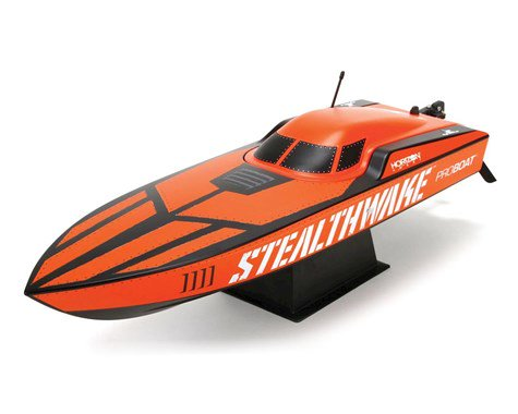 Pro Boat Stealthwake 23 Deep-V RTR Boat  w/Pro Boat 2.4GHz Radio, Battery & Charger (PRB08015)
