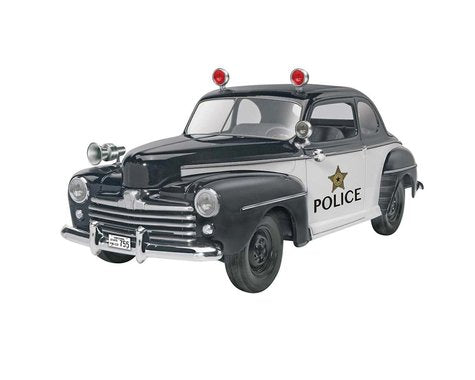 Revell 1/24 1948 Ford Police Coupe  (RMX854318)