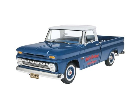 Revell 1/25 '66 Chevy Fleetside   (RMX857225)