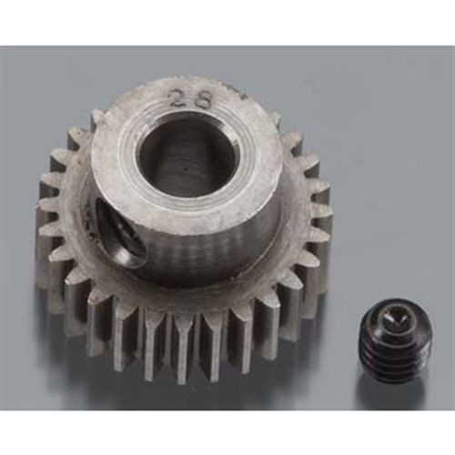 Robinson Racing Pinion Gear Hard 5mm 48P 28T (RRP2028)