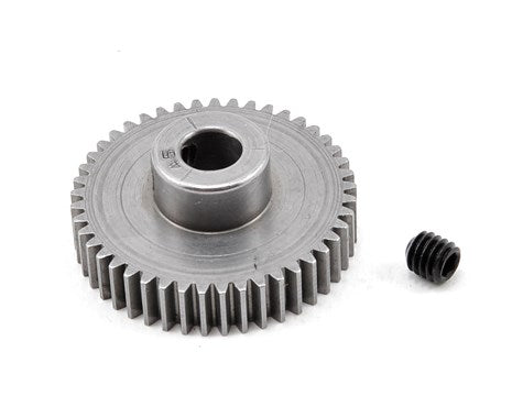 Robinson Racing 48P Machined Pinion Gear (5mm Bore) (45T)  (RRP2045)