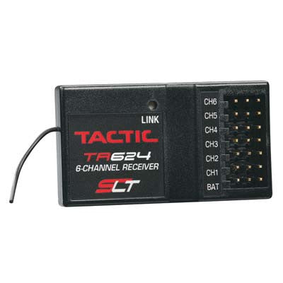 Tactic TR624 6-Channel SLT Receiver (TACL0624)