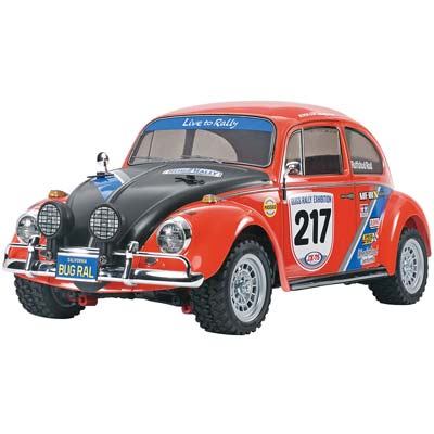 Tamiya 1/10 Volkswagen Beetle Rally MF-01X 4WD Kit  (TAM58650)