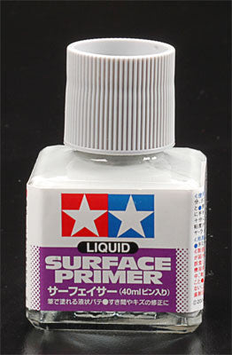 Tamiya Liquid Surface Primer 40 ml  (TAM87075)