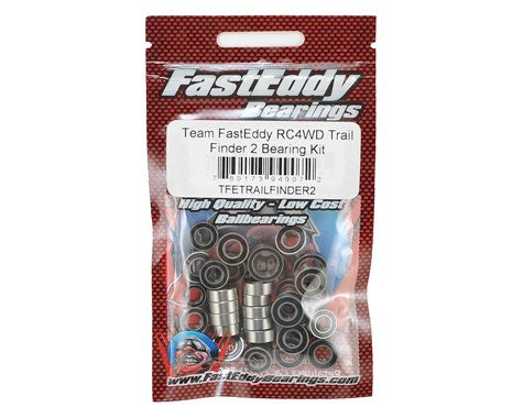 FastEddy RC4WD Trail Finder 2 Bearing Kit  (TFE757)