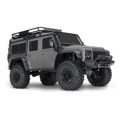 Traxxas TRX-4 Scale & Trail Crawler RTR Charcoal  (TRA82056-4)