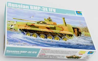 Trumpeter Military Models 1/35 Russian BMP3E Infantry Fighting Vehicle Kit (TSM-1530)