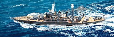 1/700 USS West Virginia BB48 Battleship (TSM5771)