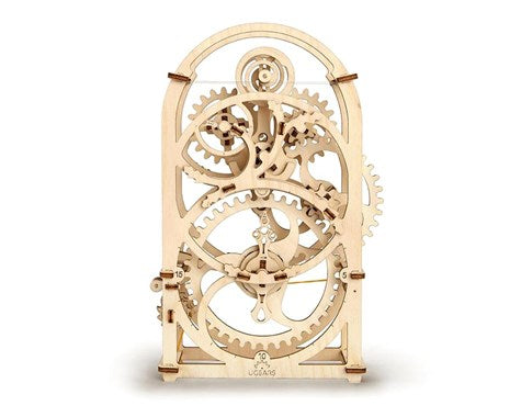 UGears 20 Minute Timer Mechanical Wooden 3D Model  (UTG0004)
