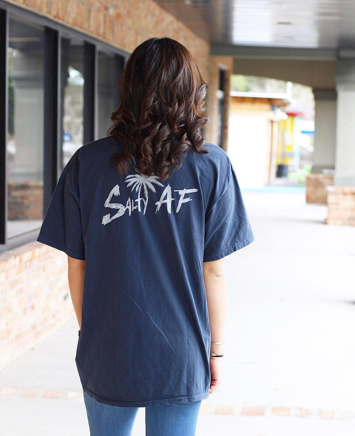 S'ALL Good Salty af tshirt*