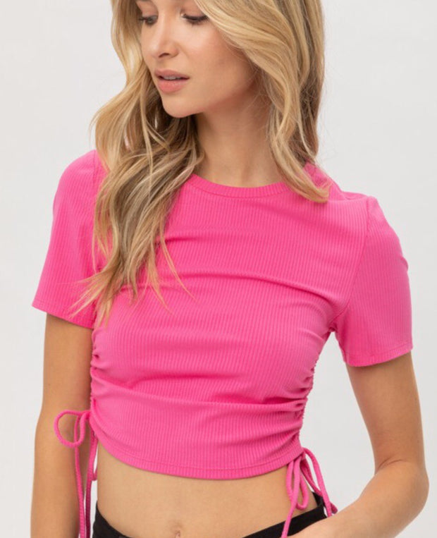 The Perfectly Cinched Top