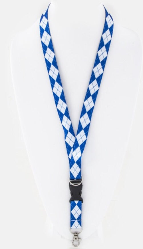 *True Blue Lanyard*