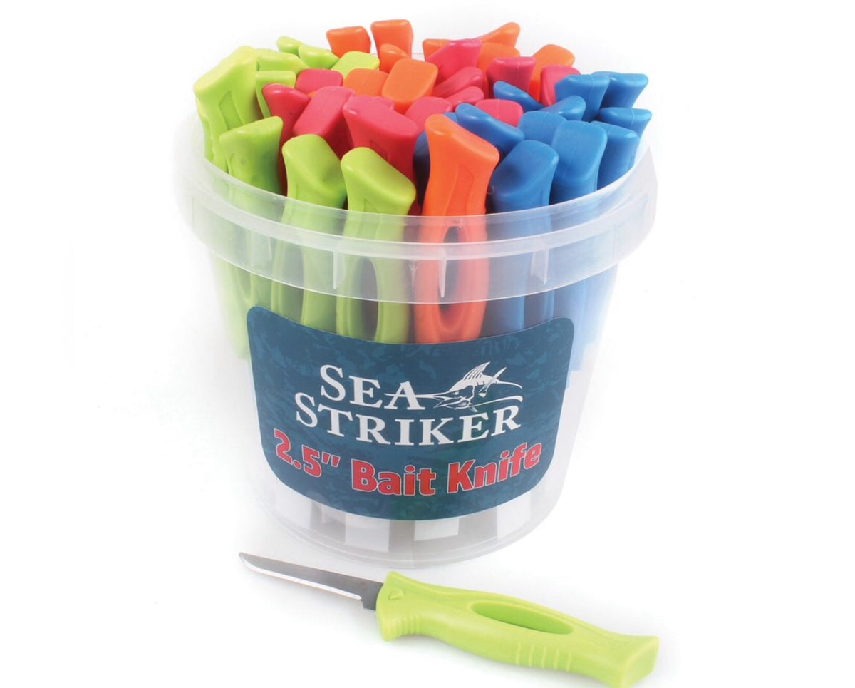 "*Sea Striker 2.5"" Bait Knife*"