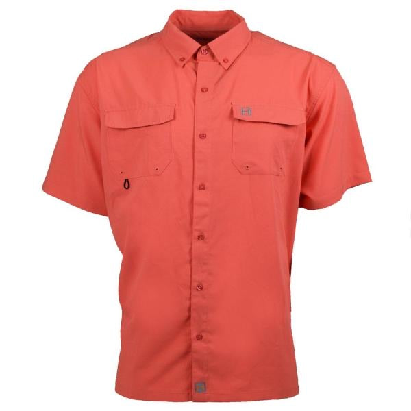 Heybo Boca Grande Shortsleeve Fishing Shirt