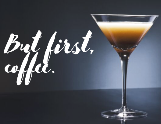 National Coffee Day Means... Espresso Martinis, Please!