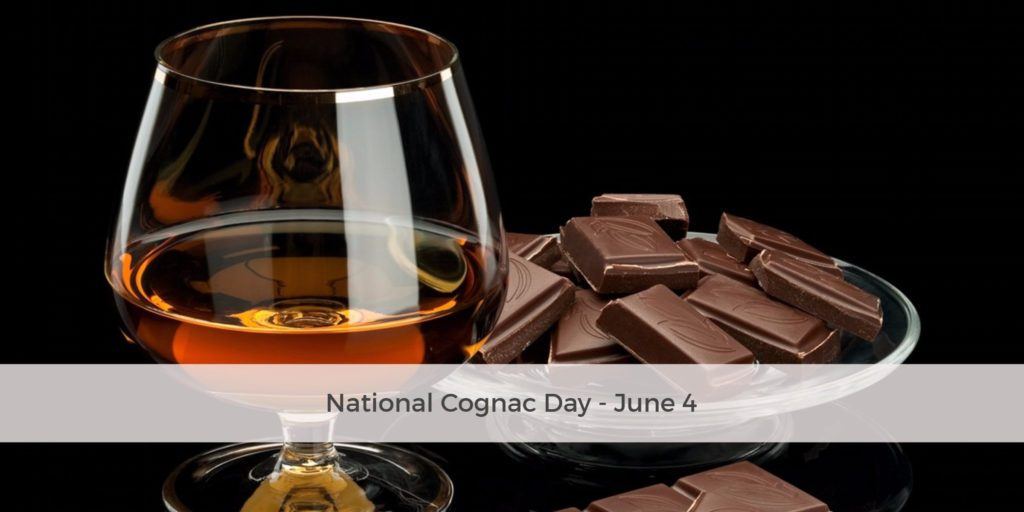 Celebrate National Cognac Day on June 4