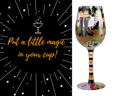 Cheers Witches Lolita Glass
