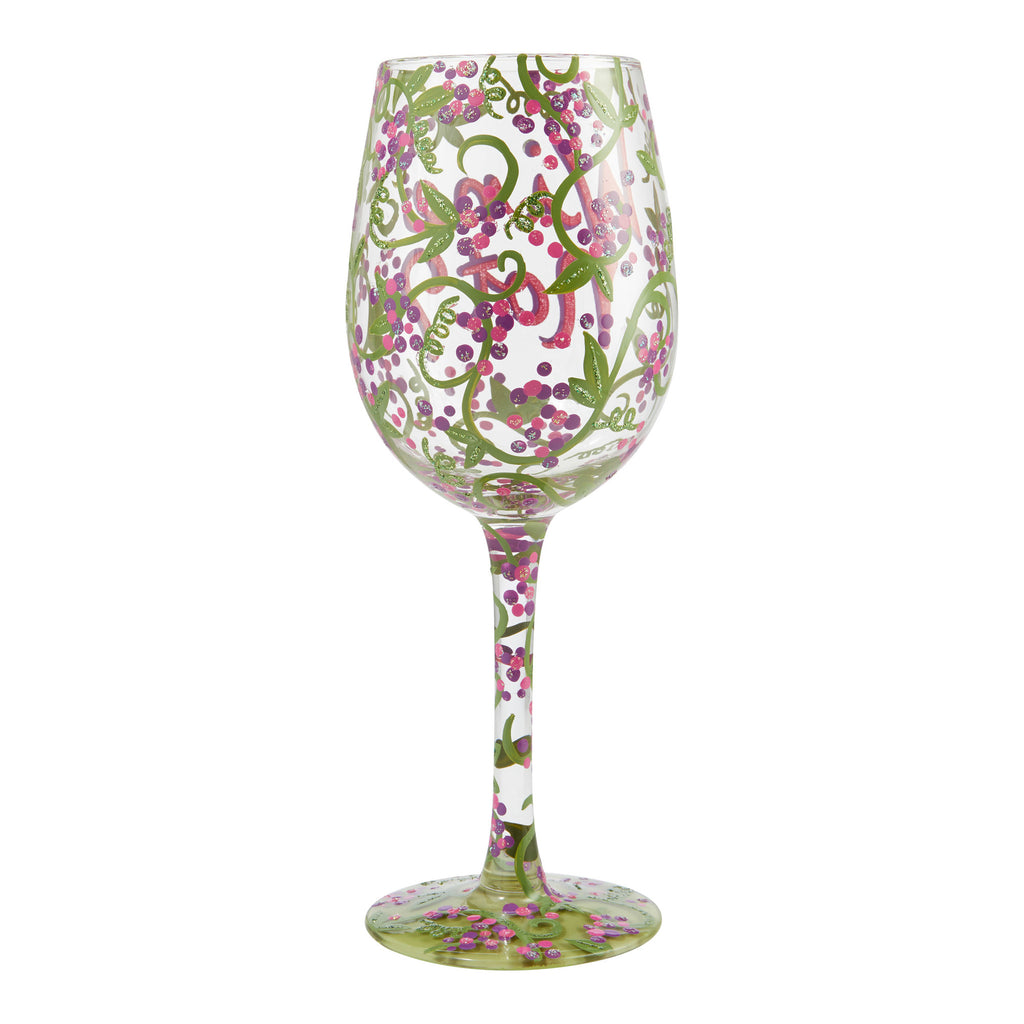 Wine Not? Wine Glass by Lolita®