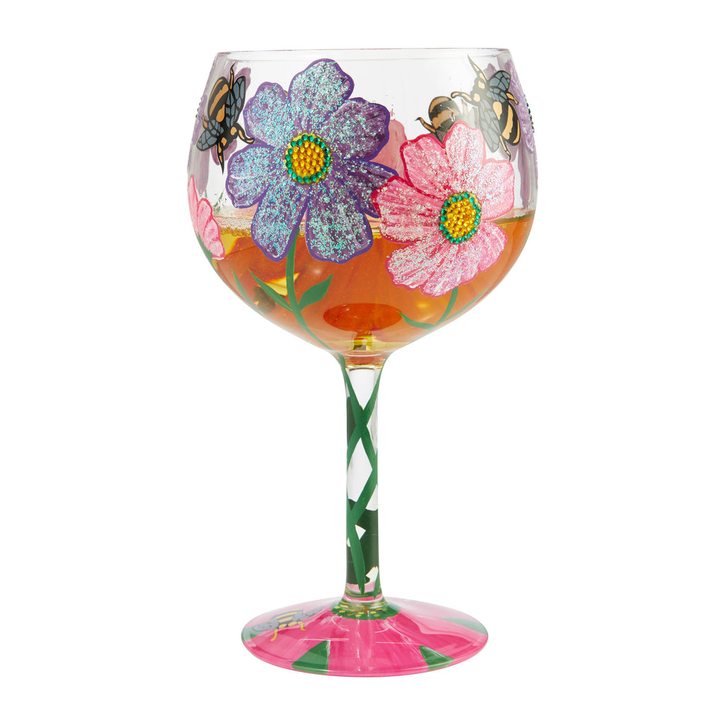 My Drinking Garden Copa Glass by Lolita®