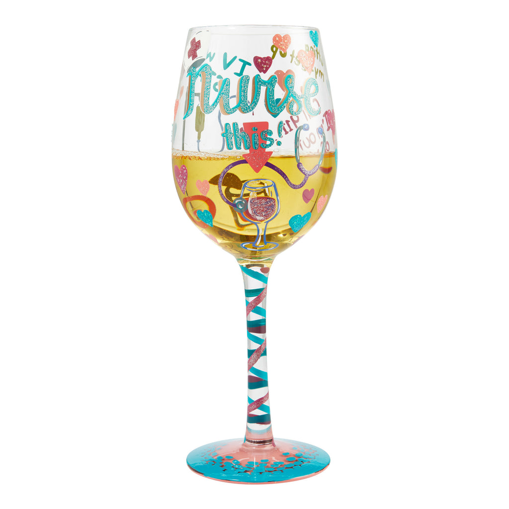 Nurse This Wine Glass by Lolita®