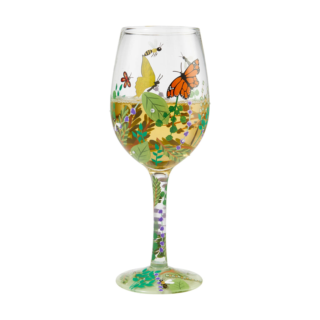 Organica Wine Glass by Lolita®